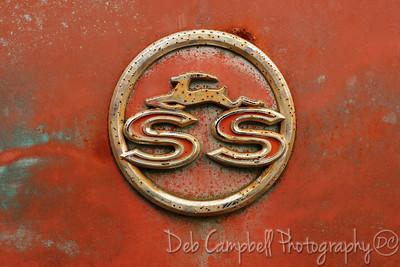 Chevy Impala SS Emblem