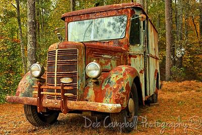 1941 Mack Milk Truck