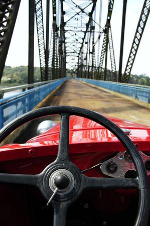 2007/09 Old Chain of Rocks Bridge in St. Louis