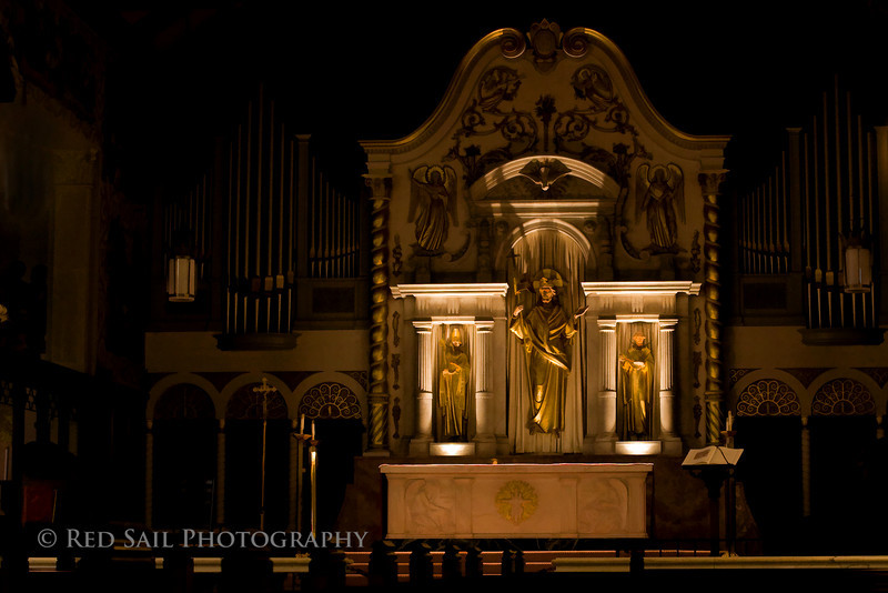 Cathedral Basilica of St. Augustine, Florida.