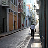 We arrived in San Juan, Puerto Rico on New Year's Day 2012.  Our first day was spent in the Old Town of San Juan.
