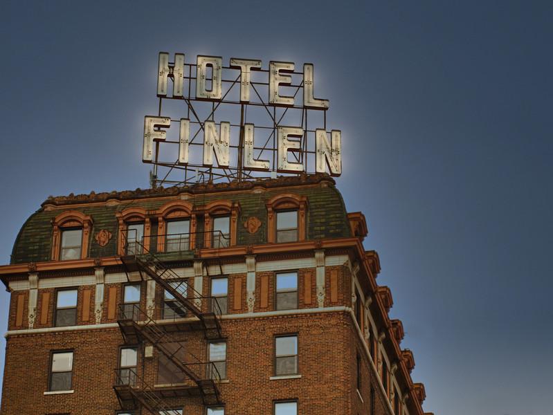 Hotel Finlen, Butte, MT