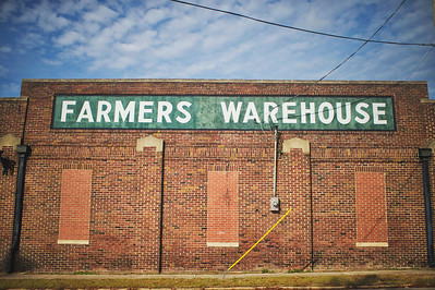 Farmers Warehouse in Old Tobacco Building