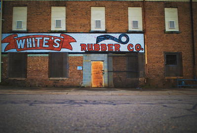 Whites Rubber Co in Wilson