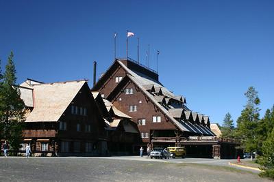 Old Faithful hotel
