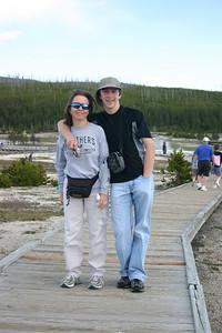 Susan and Nathan