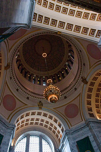 Inside the capitol building - Olympia, Wa