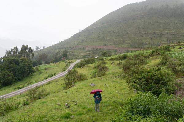 Ollantaytambo, Pumamarca ruins, Moray, Maras