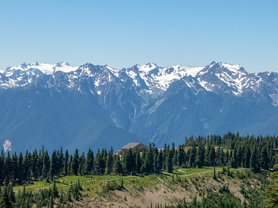 Olympic National Park July 2018