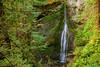 Marymere falls.