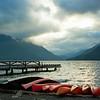 Lake Crescent, Olympic National Park, WA