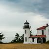 Admiralty Lighthouse, Whidby Island, WA