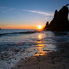 Rialto Beach sunset, Olympic National Park, WA