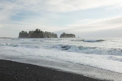 Rialto Beach, Olympic National Park, Washington