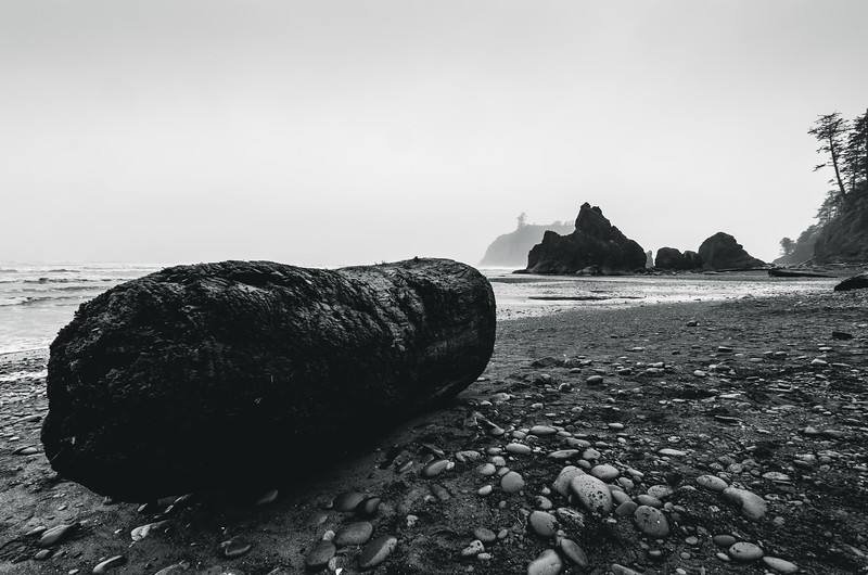 Ruby Beach, WA | March 2015