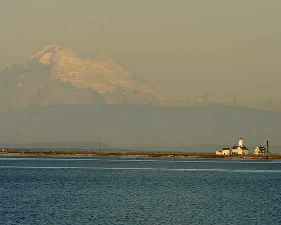 Dungeness Lighthouse, Washington