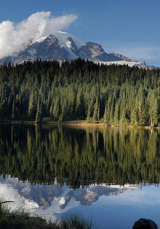 Reflection Lake, Mount Ranier National Park, Washington