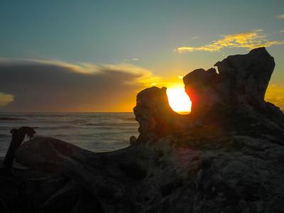 Sunset - Rialto Beach
