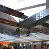 1918 Curtiss Jenny JN-4D<br /> (Denver Airport)