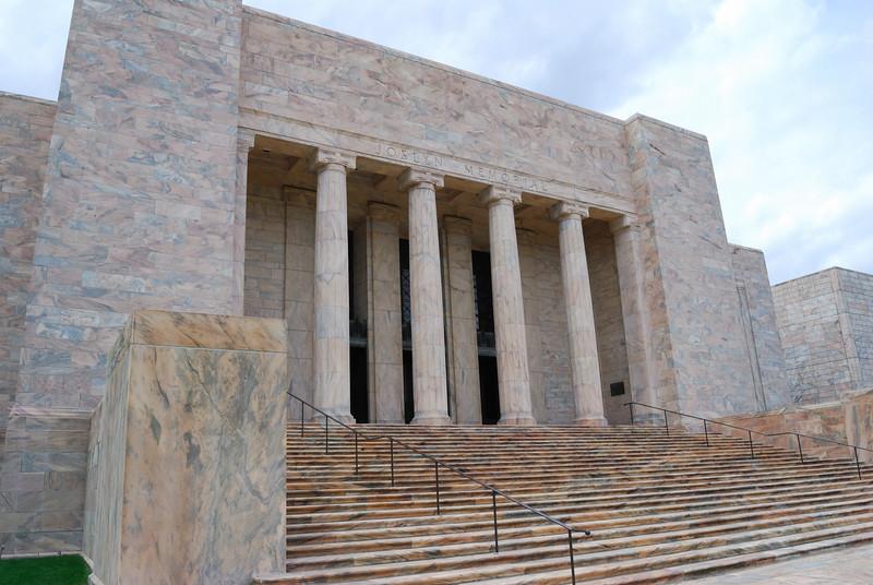 Josyln Art Museum<br /> Omaha Nebraska