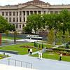 Sculpture Garden<br /> Josyln Art Museum<br /> Omaha Nebraska