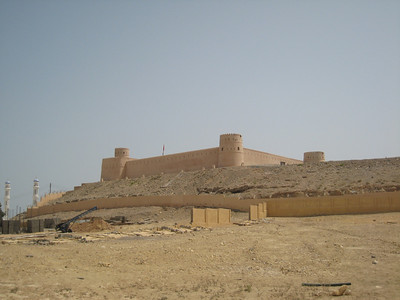 Sunaysilah Castle which is about 300 years old.