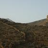 Old field walls, Wadi Ghul