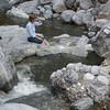 Pool in Wadi Ghul