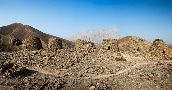 The Bronze Age Tombs of Al-Ayn (Ad Dhahirah, Sultanate of Oman 2017)