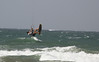Kite Surfer on Coast, Muscat