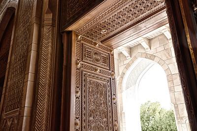 Sultan Quaboos Grand Mosque, Muscat