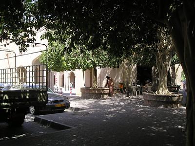 Nizwa near the souq.