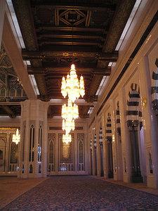 Grand Mosque interior