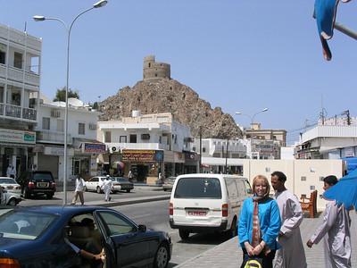 In Muscat.