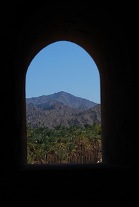 Now I'm starting to get it right :-)  Rustaq Castle.