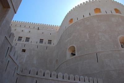 Hasm Fort, Oman