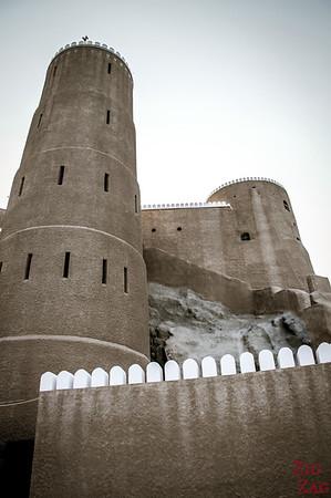 Al Mirani Fort - Muscat Oman 2