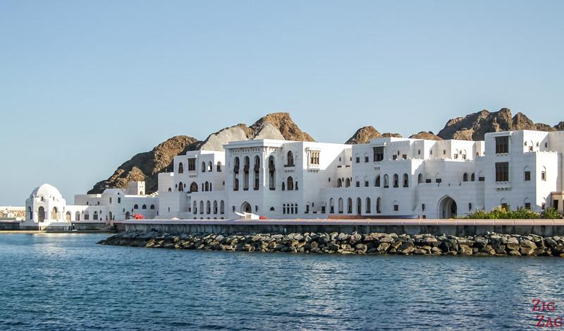 Al Alam Palace - Muscat Oman 2
