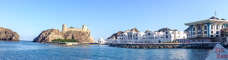 Thing to do in Muscat, Oman: Forts and Palace