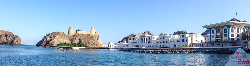 Al Alam Palace - Muscat Oman 3