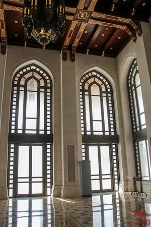 Royal entrance - Royal Opera House Muscat - Oman 1