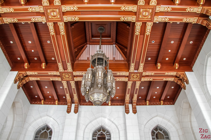 Entrée Royale - Royal Opera House Muscat - Oman 4