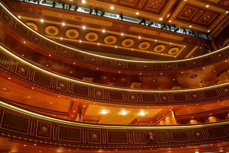 Auditorium - Royal Opera House Muscat - Oman 3