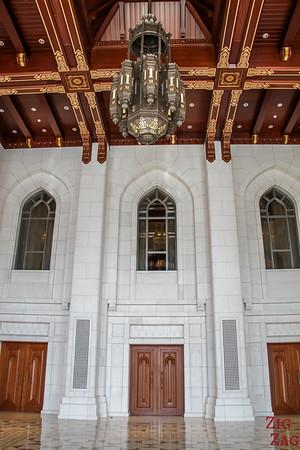 Royal entrance - Royal Opera House Muscat - Oman 5