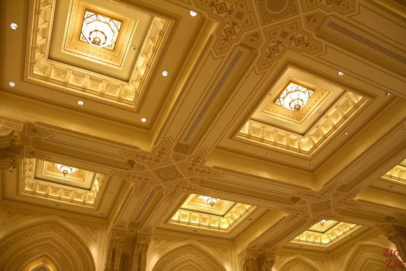 Entrance - Royal Opera House Muscat Oman 2