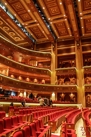 Auditorium - Royal Opera House Muscat - Oman 1