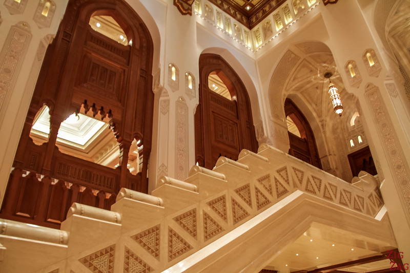 Main area - Royal Opera House Muscat - Oman 2