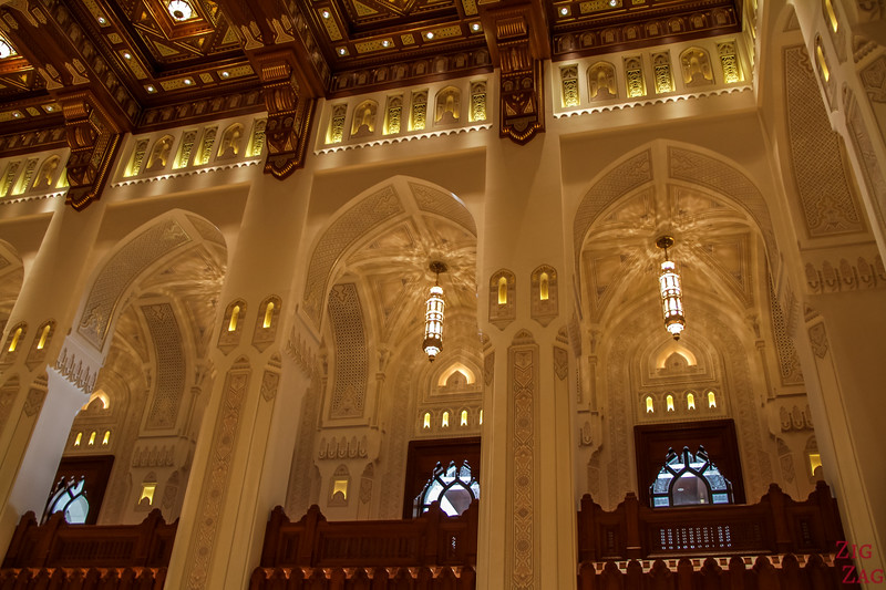 Hall - Royal Opera House Muscat - Oman 5