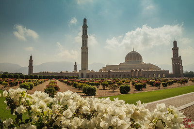 Sultan Qaboos Grand Mosque - thing to do in Muscat