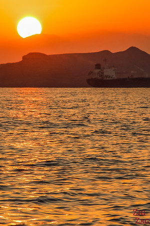 Sunset cruise, Muscat, Oman 4
